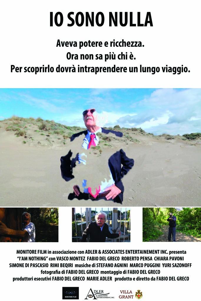 poster IO SONO NULLA italiano