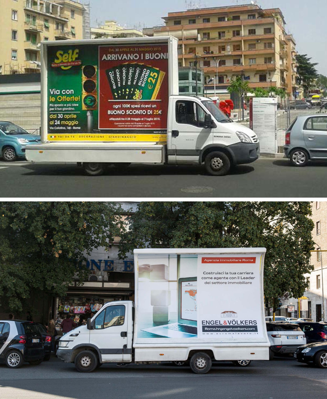 agenzia di comunicazione - affissioni dinamiche
